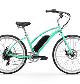 Firmstrong Firmstrong E Urban 7-Speed with 350-watt throttle-assist motor, Ladies
