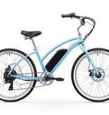 Firmstrong E Urban 7-Speed with 350-watt throttle-assist motor, Ladies