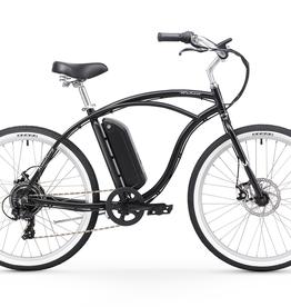 Firmstrong E Urban 7-Speed with 350-watt throttle-assist motor, Men's