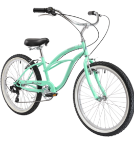 "Firmstrong Firmstrong Urban 7-Speed, 24"", Girls'"