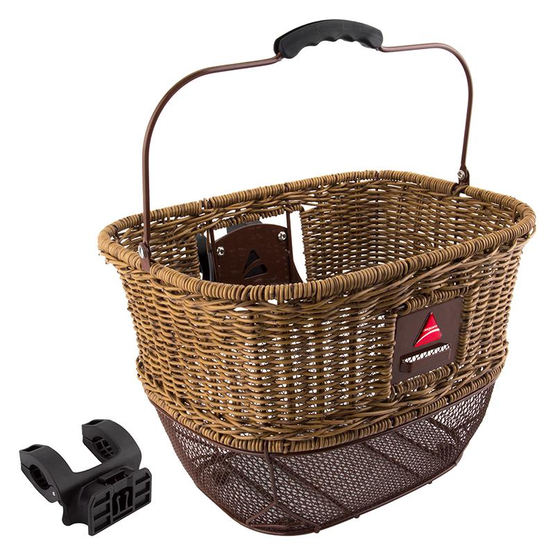 Axiom AXIOM Front QR City-Wicker Basket