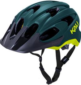 Kali Kali Pace Helmet S/M Matte Teal/Fluo Yellow
