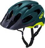 Kali Kali Pace Helmet L/XL Matte Teal/Fluo Yellow