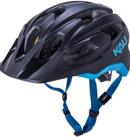 Kali Kali Pace Helmet L/XL Matte Black/Blue