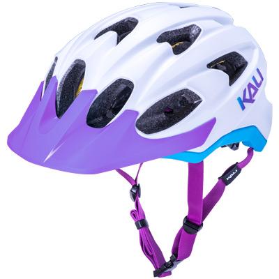 Kali Kali Pace Helmet S/M Solid Matte White