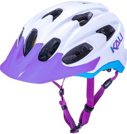 Kali Kali Pace Helmet L/XL Solid Matte White