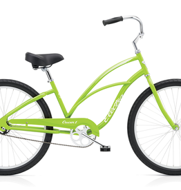 "Electra Electra Cruiser 1, 24"", Ladies', Spring Green"