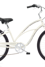"Electra Electra Cruiser 7D, 24"", Ladies', Pearl White"