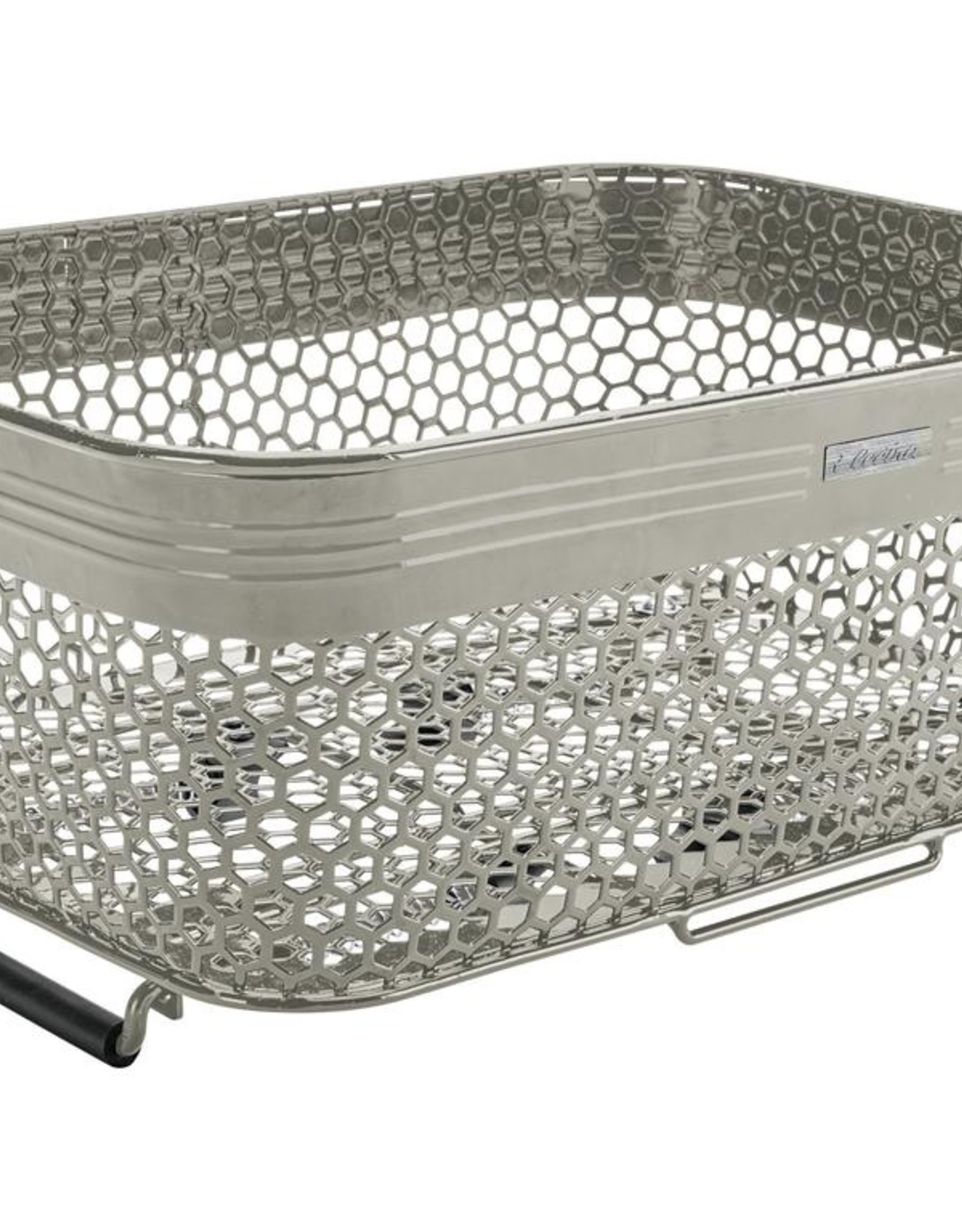 Electra Electra Linear QR Mesh Grey Basket w/ Net