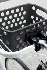 KHS Bikase Front Basket Bessie QR Black