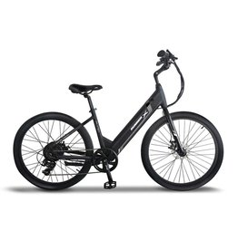 Emojo Emojo RunnerX Flyer, Electric Beach Cruiser - Black, 500 WATT, 36V