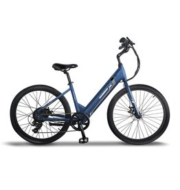 Emojo Emojo RunnerX Flyer, Electric Beach Cruiser - Blue, 500 WATT, 36V