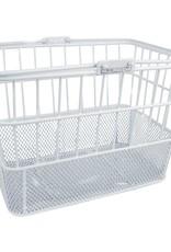 SunLite SunLite/Ultracycle Mesh Bottom Lift-Off Basket White