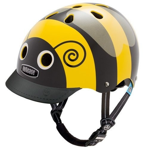 Nutcase Little Nutty Bumblebee Helmet XS