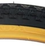 Pyramid Sunlite 26 x 2.125 MTB Tire Raised Center, Gum/Black