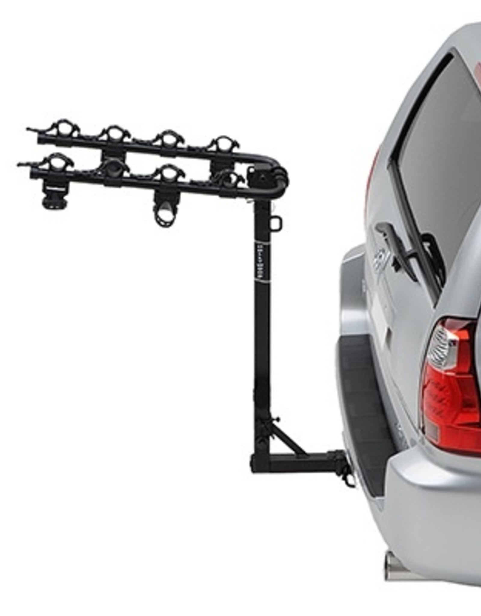 "Hollywood Hollywood Racks, Traveler 4 Model HR8500 (1-1/4"" & 2"" Hitch), 4 Bikes"