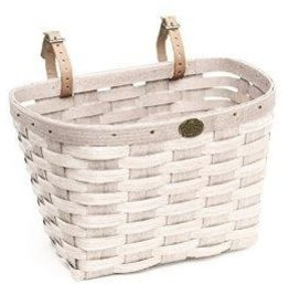 PeterBoro Peterboro Basket Original Large White