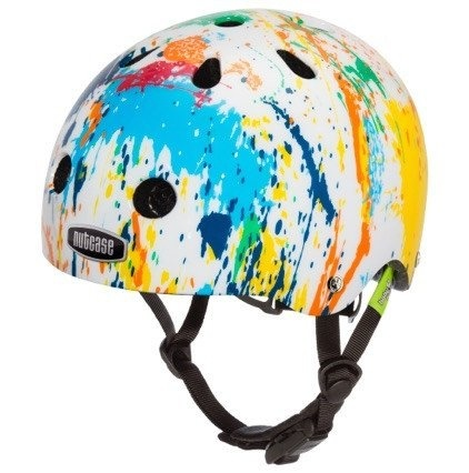 Nutcase Baby Nutty Color Splash Helmet XXS