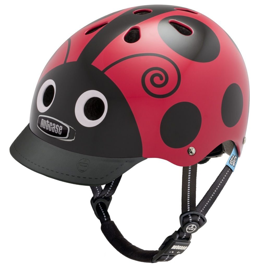 Nutcase Little Nutty Ladybug Helmet XS