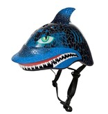 RaSkullz Shark Attax Blue RaSkullz Youth Helmet (50-54cm)