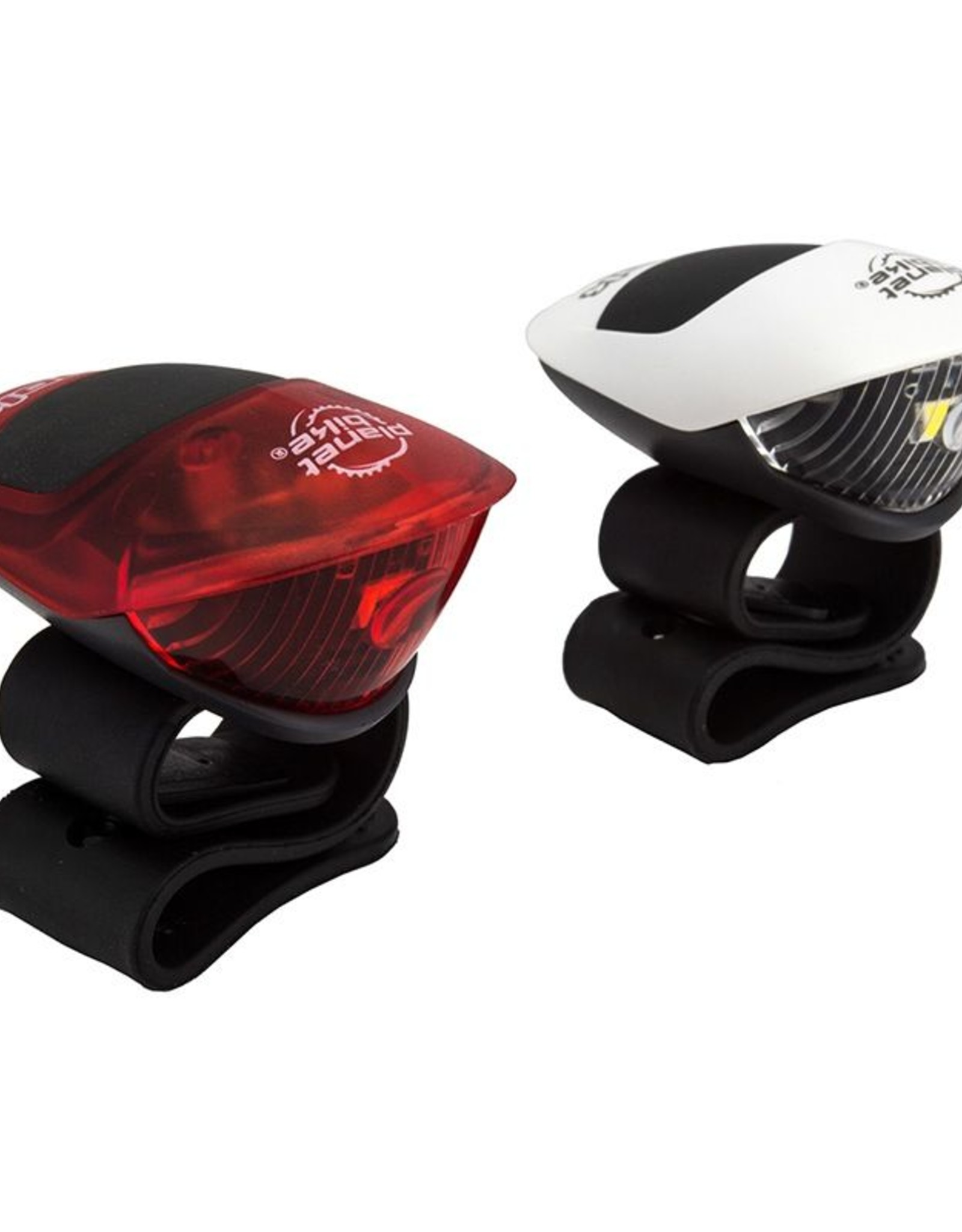 Planet Bike Planet Bike Spok Combo head & tail light set