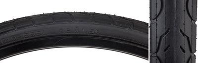 Kenda Kenda KWEST 26x1.5 Tire BK/BK Clincher Wire 65psi