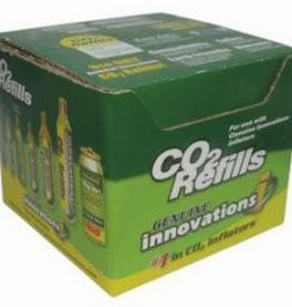 Innovations in Cycl. Innovations Co2 16g Non Threaded Inflation Cartridge