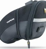 Topeak Topeak Aero Wedge quick click,black large seat bag