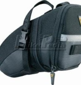 Topeak Topeak Aero Wedge W/Strap,black Large seat bag