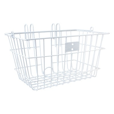SunLite SunLite Lift-Off Basket, White