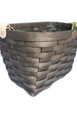 PeterBoro Peterboro Basket Original Large Black