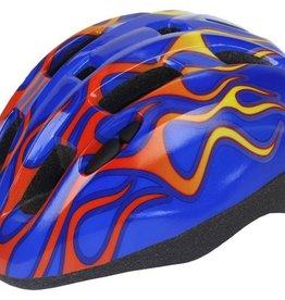 J & B Importers Airius Xanthus V11iF Toddler sm/md blue helmet