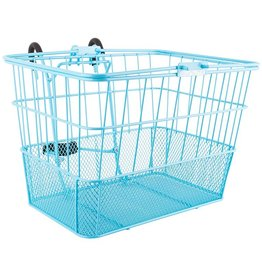 SunLite Sunlite/Ultracycle Mesh Bottom Lift-Off Basket Baby Blue