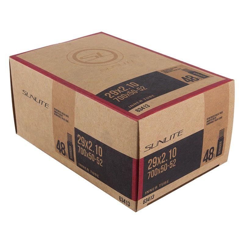 SunLite SunLite 29 x 2.10, 700 x 50 Tube 48mm SV