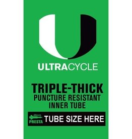 Ultracycle SunLite 26 x 1.90-2.125 Tube 32mm PV