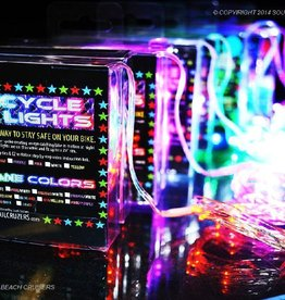 SOUL CRUZERS Soul Cruzers Disco LED light kit