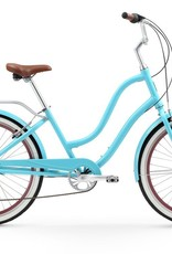Firmstrong Firmstrong Anyjourney 7-Speed, Ladies', Teal
