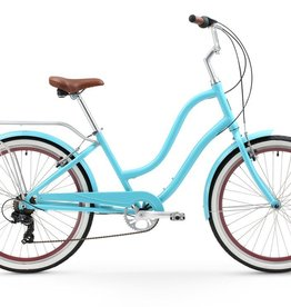 Firmstrong Anyjourney 7-Speed, Ladies', Teal