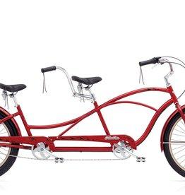 Electra Tandem 7i - M - Hellbetty, Red Metallic
