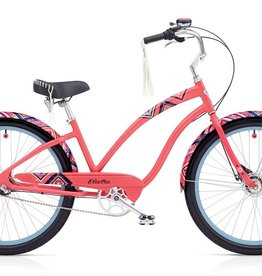 Electra Morning Star 3i Ladies' Pink Coral