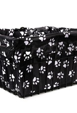 Cruiser Candy Dog Paws Basket Liner