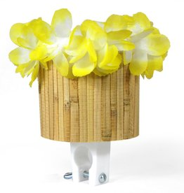 Cruiser Candy Yellow Tiki Cute Cup Drink Holder