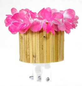 Cruiser Candy Pink Tiki Cute Cup Drink Holder