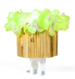 Cruiser Candy Green Tiki Cute Cup Drink Holder