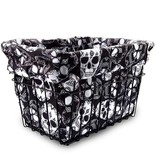 Cruiser Candy Sugar Skulls Basket Liner