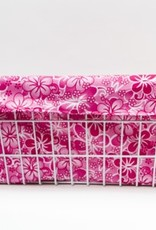 Cruiser Candy Large Basket Trike Liner - Pink Hawaiian