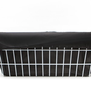 Cruiser Candy Large Basket Trike Liner - Black
