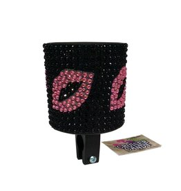 Cruiser Candy Sugar Lips Rhinestone Drink Holder