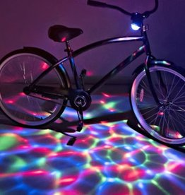 Brightz, Ltd. Boom Brightz Bluetooth Speaker and LED Light Multicolor