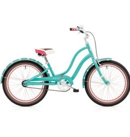 "Electra Sweet Ride 3i 20"" Teal Girls'"